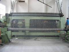 double twist weave Hexagonal Wire Netting Machine