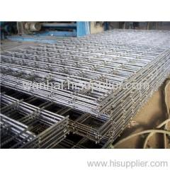 Welded Wire mesh Utility Fence