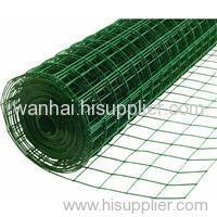 Welded wire mesh cage