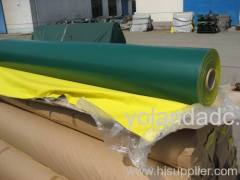 Stock PVC Tarpaulin