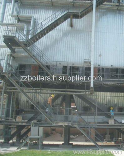 medium pressure Sulfuric Acid Waste Incinerations