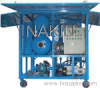 nk-ZYD Two stages Vacuum Transformer oil regenerate purifier