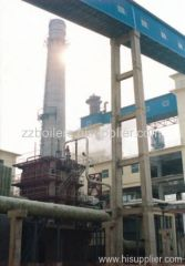 natural circulation water-tube waste heat boiler