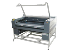 CNC CO2 Fabric Laser Engraving And Cutting Machine