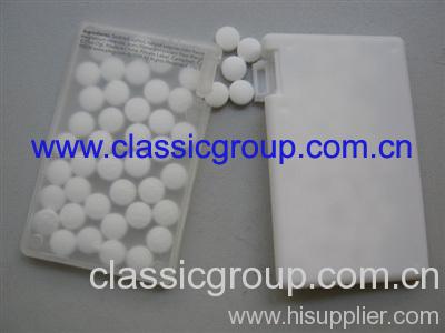 Vitamin C chewing gum