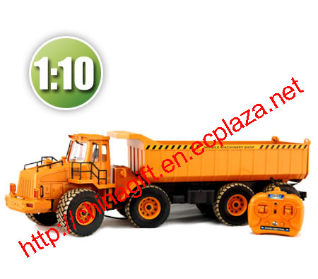 1:10 Scale Full Function Speed Remote Control Super Dump Truck