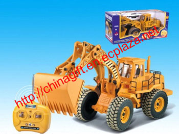 "22"" Remote Control Digger construction truck"