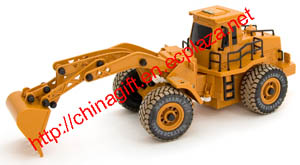 Remote Control Bucket Loader Truck Construction Vehicle