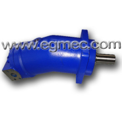 Piston hydraulic pump