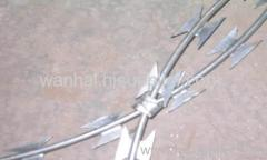 Razor Barbed Wire anping supply