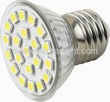 HRE27 21SMD led spot lamp