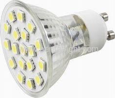 GU10 21SMD spot lamp