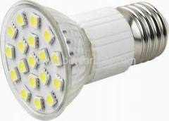 JDR SMD spot lamp