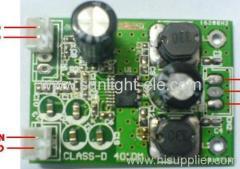 digital amplifier module class D audio amp board