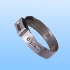 Single Ear Stainless Steel tube Clamp