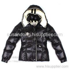 100% new womens down jacket .outwear