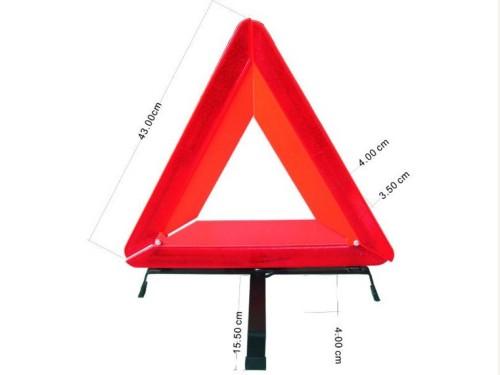 Reflector Warning Triangles