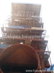 waste heat boiler of sinter cooler