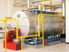 gasoline oil burning boiler