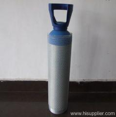 Aluminum Oxygen Cylinder