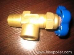 Brass Italia Valve/Brass Gas Cylinder Valve