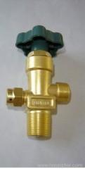 Brass Cylinder Vavle CGA540