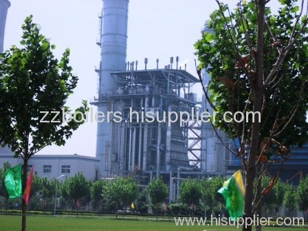 ZG series steam boiler