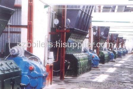 SHL series biomass boiler