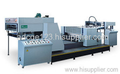 U.V SPOT COATING MACHINE