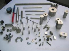 Sintered alnico magnets alnico