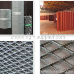 light expanded metal mesh