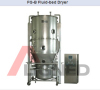 FG-B fluid-bed dryer