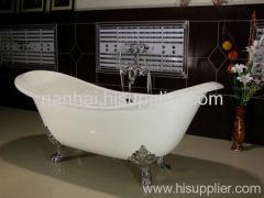 72'' clawfoot tub