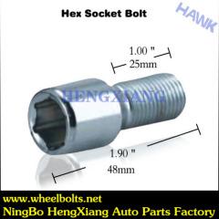 14mm Hex socket bolt
