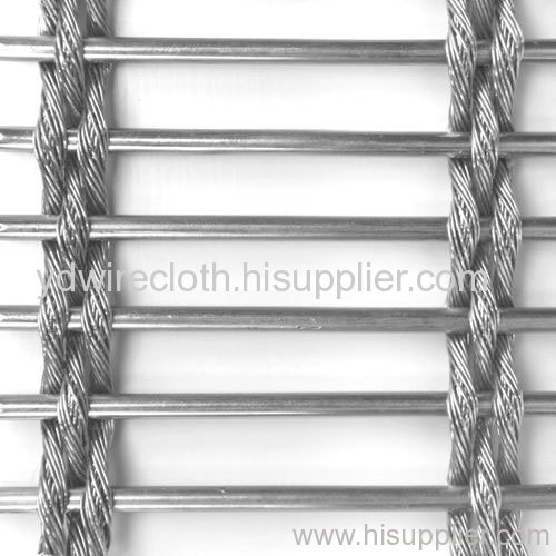 Copper Decorative wire mesh
