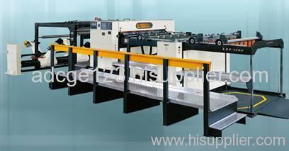 LXC-1400 Intelligent High-speed Precision Rotary Cutter