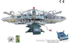 YH Automatic Textile Screen Printing machine