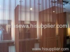 aluminum wire partition /curtain
