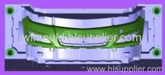 Plastic injection auto molding