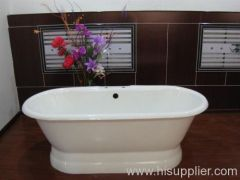 best price pedestal bathtub