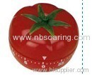 plastic Tomato-Shaped Timer