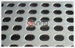 G90 perforated metal