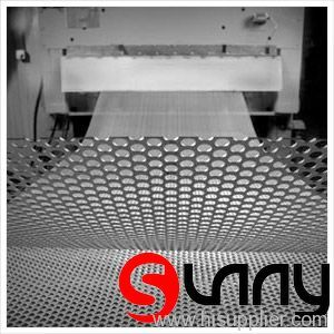 perforated metal G90 plate