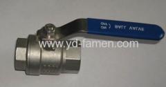 316 ball valve