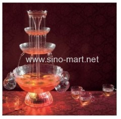 Lighted Party Fountain