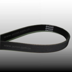 automobile serpentine belt