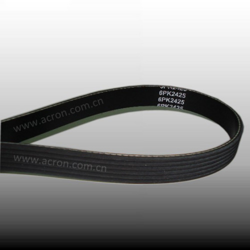 automobile serpentine belt