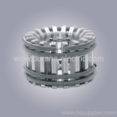1600A Medium Voltage Ring-shaped Tulip Contact