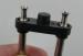 hollow Mid-Eastern plug pins