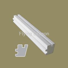 PVC Exterior Flat Jamb